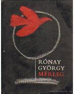 Mérleg - Rónay György