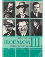 Irodalom III. - Rónay László