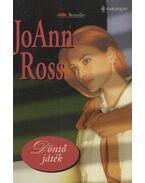 Döntő játék - Ross, JoAnn