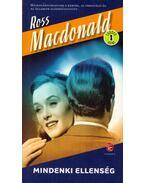 Mindenki ellenség - Ross MacDONALD
