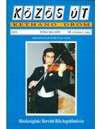Közös út - Kethano drom 2004/1. - Rostás-Farkas György