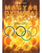 Magyar olimpiai lexikon 1896-2002 - Rózsaligeti László