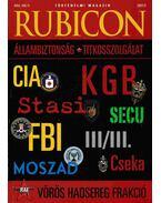 Rubicon 2007/3 - Ungváry Krisztián, Bikki István, Tabajdi Gábor, Trócsányi Sára, Schmidt Mária, Baráth Magdolna