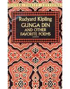 Gunga Din and Other Favourite Poems - Rudyard Kipling