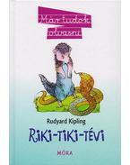RIKI-TIKI-TÉVI - Rudyard Kipling
