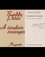 A türelem ösvényén (dedikált) - Ruffy Péter