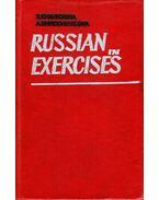 Russian in Exercises - Khavronina, S., Sirocsenszkaja, A.