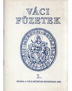 A XVII. század eleji Vác történetének egyik forrása - Rusvay Tibor, Varga Lajos