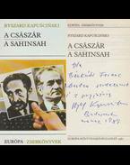 A császár / A sahinsah (dedikált) - Ryszard Kapuscinski