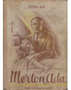 Merton Ada - S.J.Finn