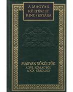 Magyar nőköltők a XVI. századtól a XIX. századig - S. Sárdi Margit