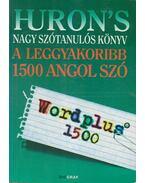 Huron's Wordplus 1500 - Salamon Gábor, Zalotay Melinda, N. Yerges András