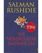 Os Versículos Satanicos - Salman Rushdie