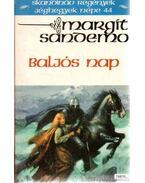 Baljós nap - Sandemo, Margit
