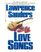 Love songs - Sanders, Lawrence