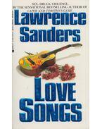 Love songs - Sanders, Lawrence