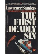 The First Deadly Sin - Sanders, Lawrence
