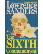 The sixth Commandment - Sanders, Lawrence