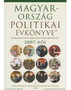 Magyarország politikai évkönyve 2007-ről I. - Sándor Péter, Vass László