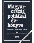 Magyarország politikai évkönyve 2006-ról II. - Sándor Péter, Vass László, Tolnai Ágnes