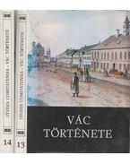 Vác története I-II. - Sápi Vilmos, dr.