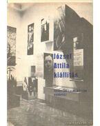 József Attila kiállítás - Sára Péter