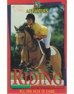 Riding - Sarah Gaydon