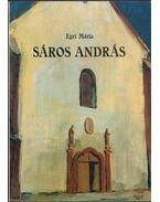Sáros András 1912-1983 (dedikált) - Egri Mária