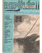 Repülés, űrrepülés 1972., 1973. (teljes) - Sárosi Gyula