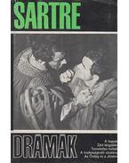 Drámák I. - Sartre, Jean-Paul