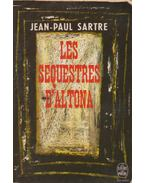 Les séquestrés d'Altona - Sartre, Jean-Paul