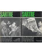 Sartre drámák I-II. - Sartre, Jean-Paul