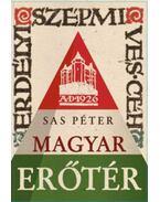 Magyar erőtér - Az Erdélyi Szépmíves Céh és az Erdélyi Helikon története - Sas Péter