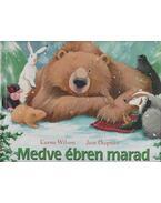Medve ébren marad - Karma Wilson ,  Jane Chapman