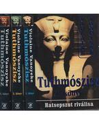 Tuthmószisz I-III. kötet - Vanoyeke, Violaine