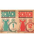 Schach 1978. évf. (hiányos)