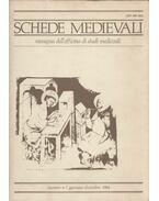 Schede Medievali 1984/6-7.