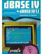 dBASE IV, dBASE IV 1.1 - Alaptanfolyam 20 lépésben - Schellenberger, Wolfgang