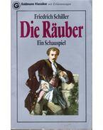 Die Räuber - Schiller, Friedrich