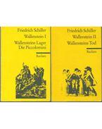 Wallenstein I-II. - Schiller, Friedrich