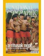 National Geographic Magyarország 2006. szeptember - Schlosser Tamás