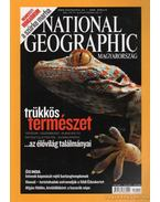 National Geographic Magyarország 2008. április - Schlosser Tamás