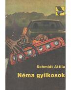 Néma gyilkosok - Schmidt Attila