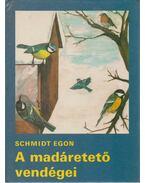 A madáretető vendégei - Schmidt Egon