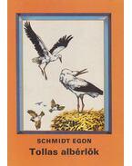 Tollas albérlők - Schmidt Egon