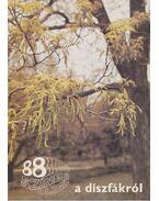 88 színes oldal a díszfákról - Schmidt Gábor