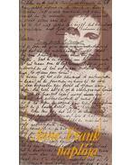 Anne Frank naplója / Anne Frank nyomában - Schnabel, Ernst