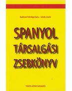 Spanyol társalgási zsebkönyv - Scholz László, Baditzné Pálvölgyi Kata