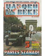 Háború és béke 1994. augusztus - Sebők János