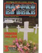 Háború és béke 1994. június - Sebők János